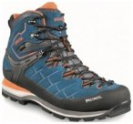 Meindl Litepeak GTX, blau/orange, Größe 8,0UK