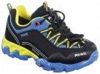 Meindl Puck Junior GTX, blau/gelb, Größe 33
