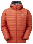 Mountain Equipment Earthrise Hooded Jacket, bracken, Gr��e M