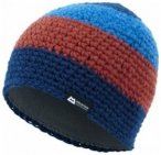 Mountain Equipment Flash Beanie, navy/lt ocean/henna, Größe One size