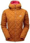 Mountain Equipment Fuse Jacket Womens, marmalade, Gr��e 14 UK