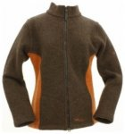Mufflon Damenjacke Jil, brown/rost, Größe XL