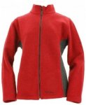 Mufflon Damenjacke Jil, red/anthracite, Größe L