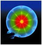 Nite Ize FlashFlight Frisbee, disc-o