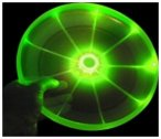 Nite Ize FlashFlight Frisbee, green