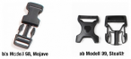 Ortlieb Steckverschluss 25 mm, schwarz, Gr��e 25mm