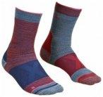 Ortovox Alpinist Mid Socks Women, hot coral, Größe 39-41
