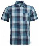 Ortovox Cortina Shirt Short Sleeve Men, blue navy, Größe M