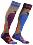 Ortovox Ski Rock n Wool Socks Men, hot chocolate, Größe 40-41