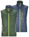Ortovox Swisswool Light Piz Cartas Vest, green forest, Gr��e M
