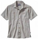 Patagonia Mens Back Step Shirt, feather grey BOFT, Größe S