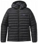 Patagonia Mens Down Sweater Hoody, black BLK, Gr��e XL