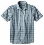 Patagonia Mens Fezzman Shirt, costa small blue CSBB, Größe S