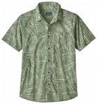 Patagonia Mens Go To Shirt, rain fern/matcha green RFMG, Größe XL