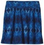 Patagonia Womens Kiawah Skirt, diamond lane navy blue DLNB, Gr��e L