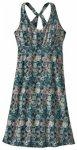 Patagonia Womens Magnolia Spring Dress, furnai floral/navy FFNN, Gr��e