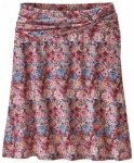 Patagonia Womens Seabrook Skirt, furnai floral/pink FIPP, Gr��e L