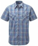 Royal Robbins Lenny S/S Shirt, sky blue, Größe S
