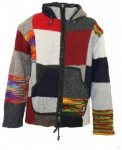 Shakaloha Patchwork Hood Men, multicolor, Größe L