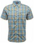 Sherpa Adventure Gear Terai Short Sleeve Shirt, gyantse blue, Größe S