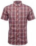 Sherpa Adventure Gear Terai Short Sleeve Shirt, lama red, Größe S
