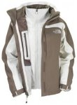 The North Face Amplitude Triclimate Jacket Women, weimaraner brown/moonlight ivo