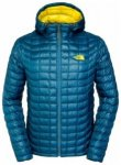 The North Face Mens Thermoball Hoodie, monterey blue BH7, Größe XXL