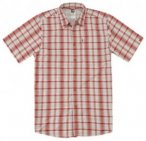 The North Face Short Sleeve Bould Donne, chilli pepper red M21, Größe S