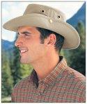 Tilley Hat T3, khaki, Größe 58cm