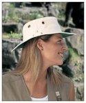 Tilley Hat T3, natural, Größe 59cm