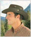 Tilley Hat T3, olive green, Größe 56cm