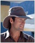 Tilley Hat TH4, mocha, Größe 55cm