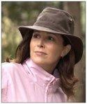 Tilley Hat TH5, mocha, Größe 61cm