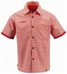 VAUDE Kids Sammi Shirt II, red, Größe 104