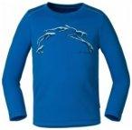 VAUDE Kids Zodiak LS Shirt IV, hydro blue, Größe 92