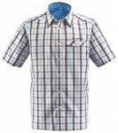 VAUDE Roslag Shirt, white/brook, Größe S