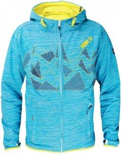 abk Herren Cham Crag Hooded Jacke Blau XL