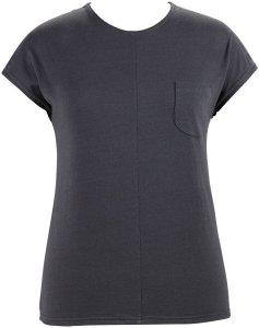 Alchemy Equipment Damen Cotton Luxe T-Shirt Schwarz S