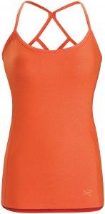 Arcteryx Damen Siurana Tank Orange L