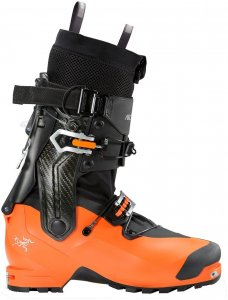 Arcteryx Procline Carbon Lite Tourenstiefel Orange 42.5