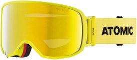 Atomic Revent L FDL Stereo Skibrille Rot