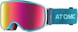 Atomic Revent S FDL Stereo Skibrille Blau