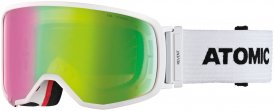 Atomic Revent S FDL Stereo Skibrille Weiß