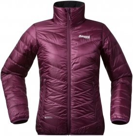 Bergans Damen Down Light Jacke Lila S