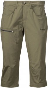 Bergans Damen Moa Pirate Hose Oliv XL