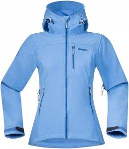 Bergans Damen Stegaros Jacke Blau XS