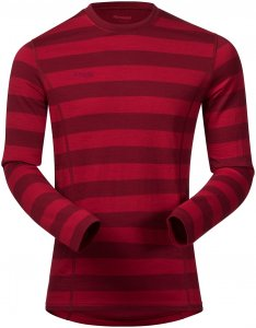 Bergans Herren Akeleie Shirt Rot XL