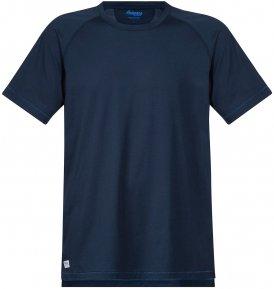 Bergans Herren Filtvet T-Shirt Blau XL