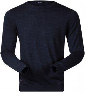 Bergans Herren Fivel Wool Longsleeve Blau L