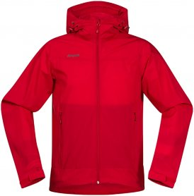 Bergans Herren Microlight Jacke Rot L